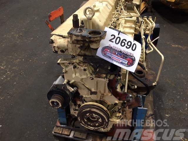 Valmet 620 DSG motor