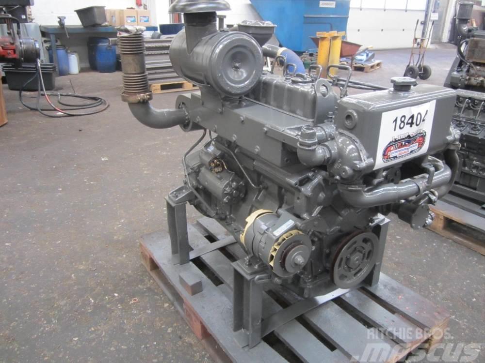 Valmet type 420DSG turbo marinemotor