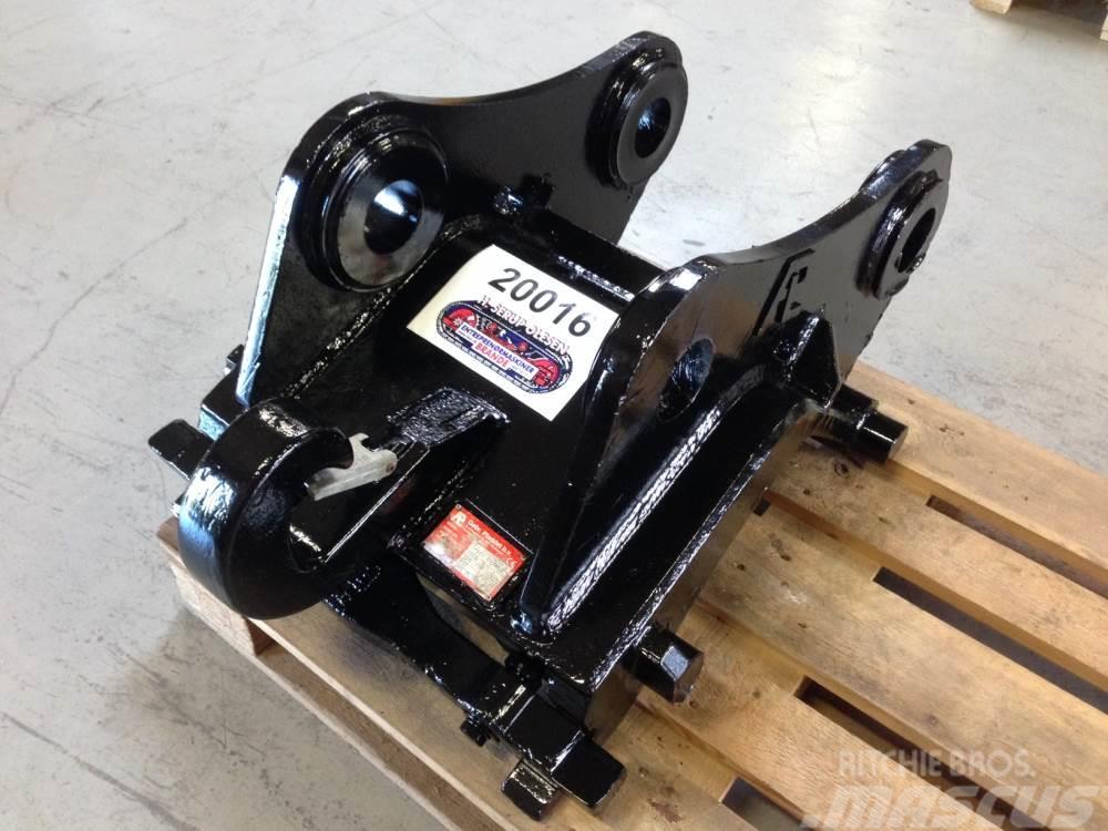 Verachtert CW40 hydraulisk hurtigskift ex. Hitachi ZX225
