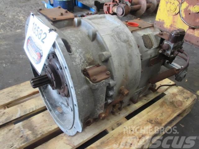 Voith 501-380 J(S)R Gear