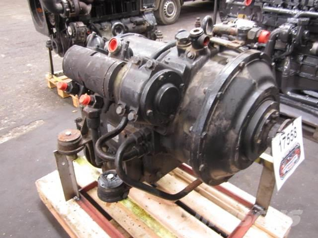 Voith type 473-T4 transmission