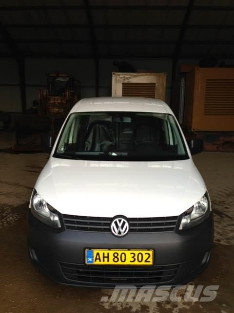 volkswagen caddy van maxi kassevogn 1 6 tdi bluemotion. Black Bedroom Furniture Sets. Home Design Ideas