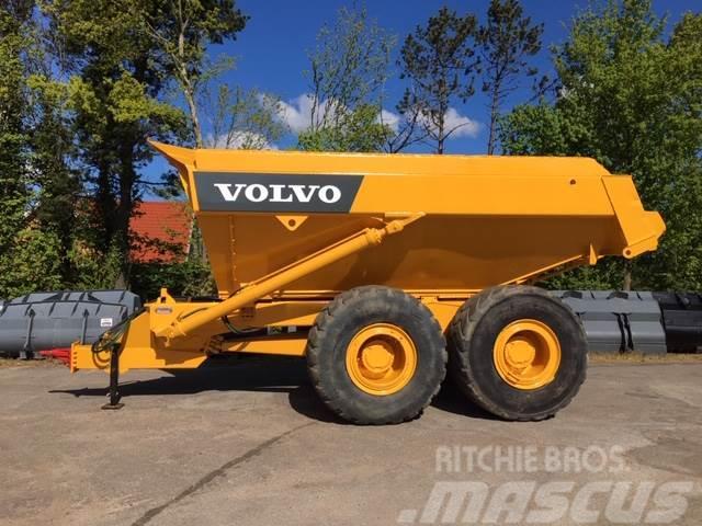 Volvo A30 dumpervogn - 16 kbm