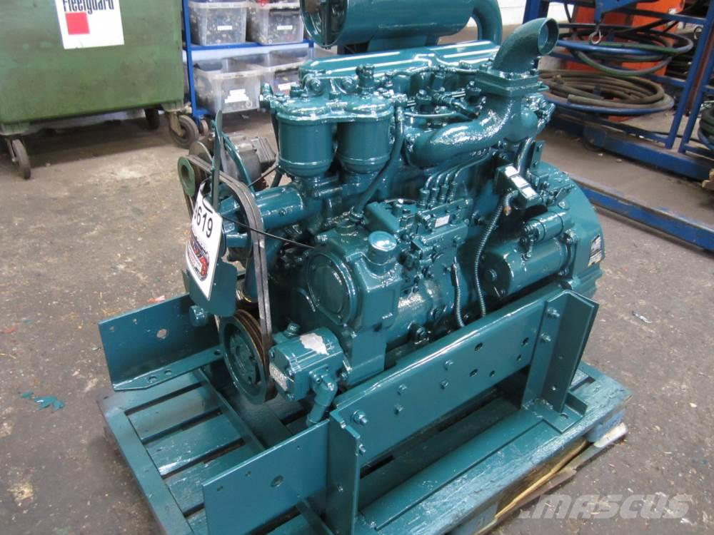 Volvo bolinder munktell model d42 motor engines for Volvo motors for sale