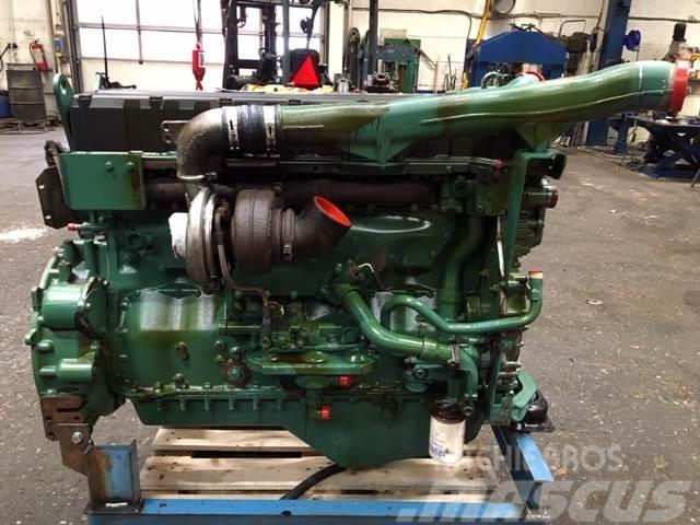 Volvo D12DLAE3 motor ex. Volvo L180E