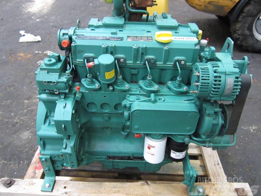 Volvo D4D CBE2 motor