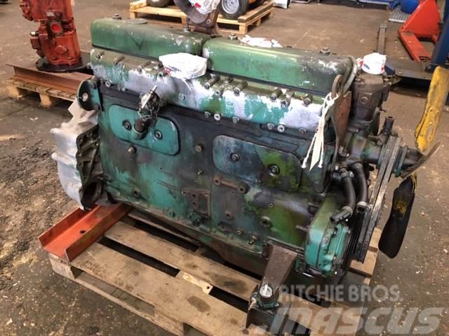 Volvo D70B motor - kun til dele