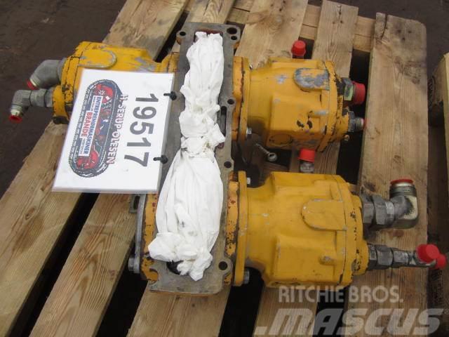 Volvo Hyd. pumpe komponenter