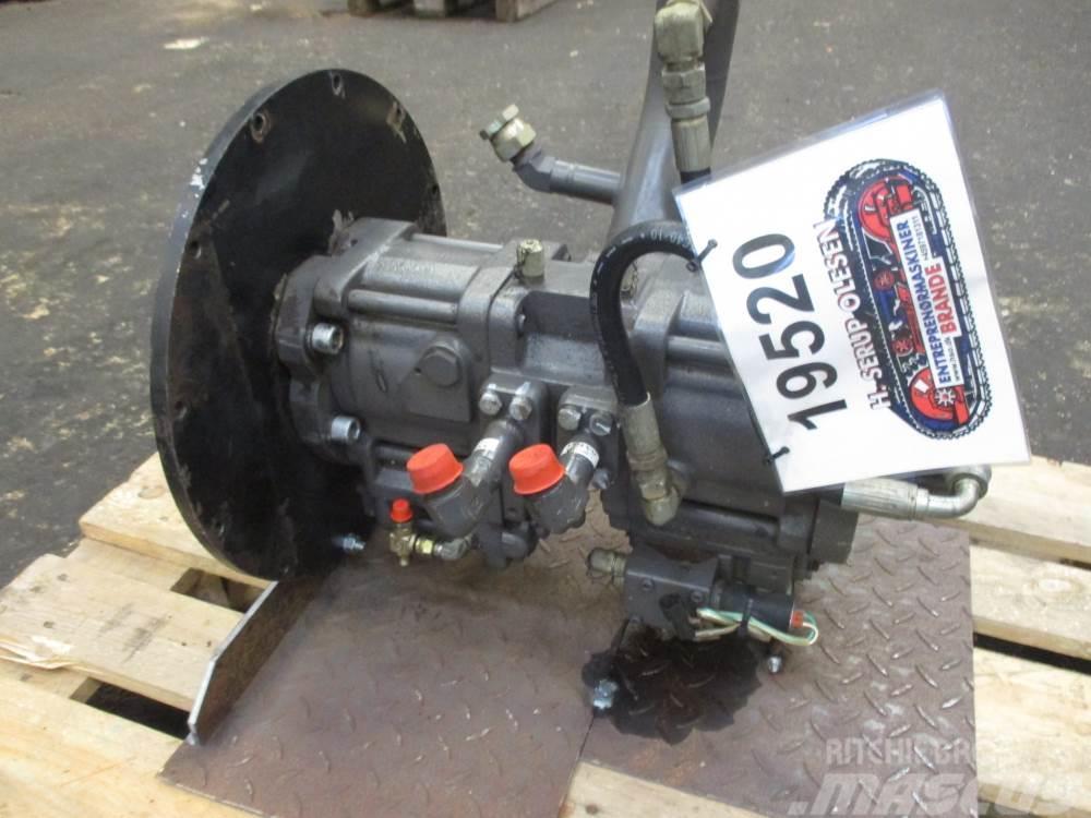 Volvo Hydr. pumpe ex. Volvo EC140BLC type K3V