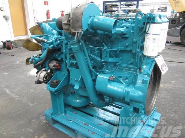 Volvo TD103KAE motor