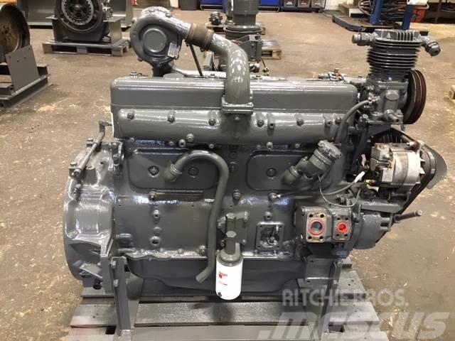 Volvo TD50B motor ex. Volvo 860 dumper