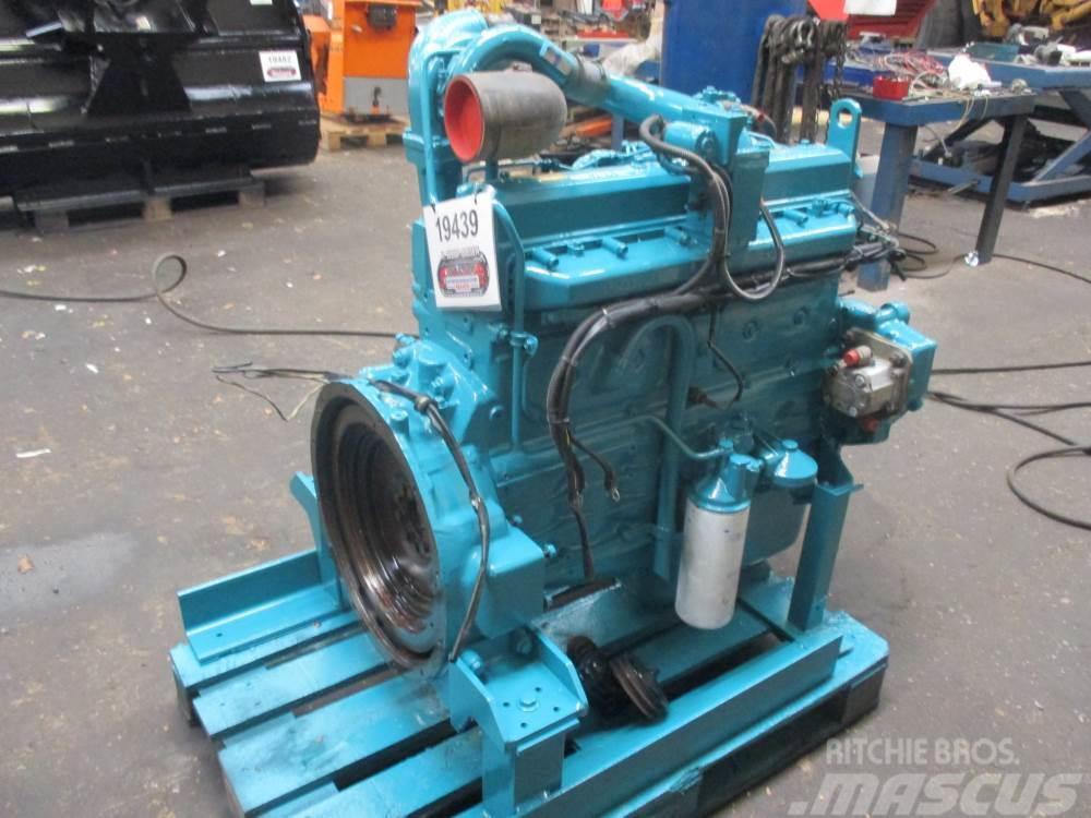 Volvo TD61GE motor