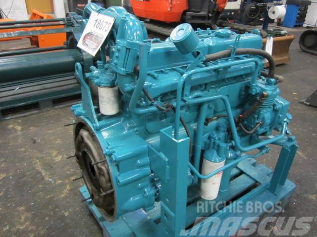 Volvo TD61GS motor, komplet, ex. Volvo 860S dumper