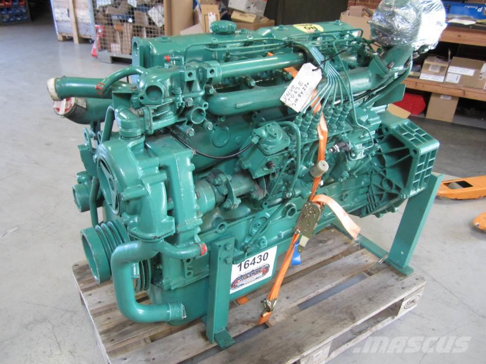 Volvo TD63E motor