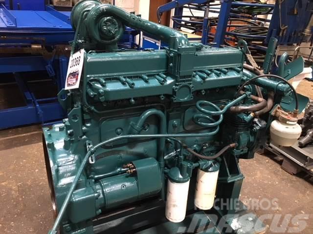 Volvo TD71 motor, komplet ex. Volvo A20