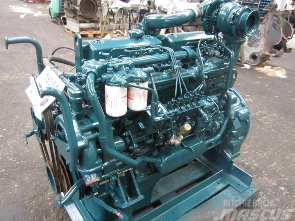 Volvo TD71G motor ex. Volvo A20