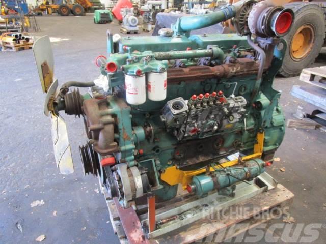 Volvo TD71G motor - kun til reservedele