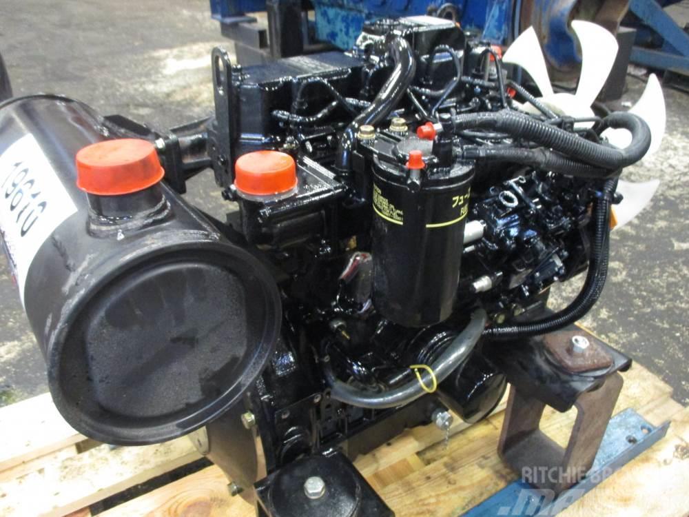 Yanmar 4TNV88-BPTB motor