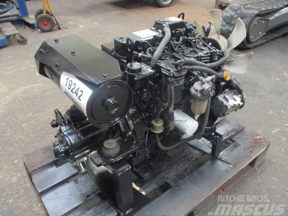 Yanmar Model 4TNV88-N motor
