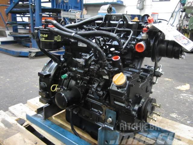 Yanmar Model 4TNV88-ZPHB motor