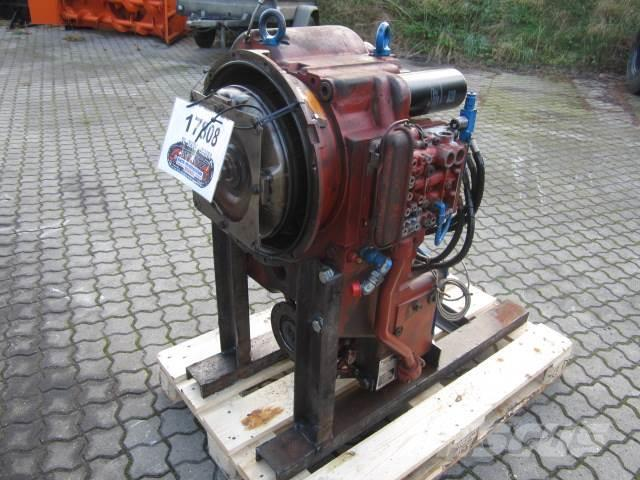ZF 3WG-180 transmission ex. Valmet/Sisu terminal truc