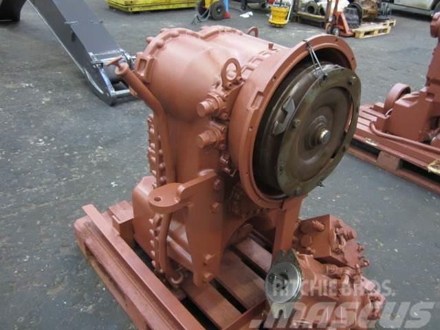 ZF 4 WG 210 transmission ex. Ljungby L17