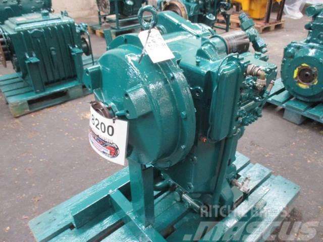 ZF 4WG-120 transmission ex. O&K L18