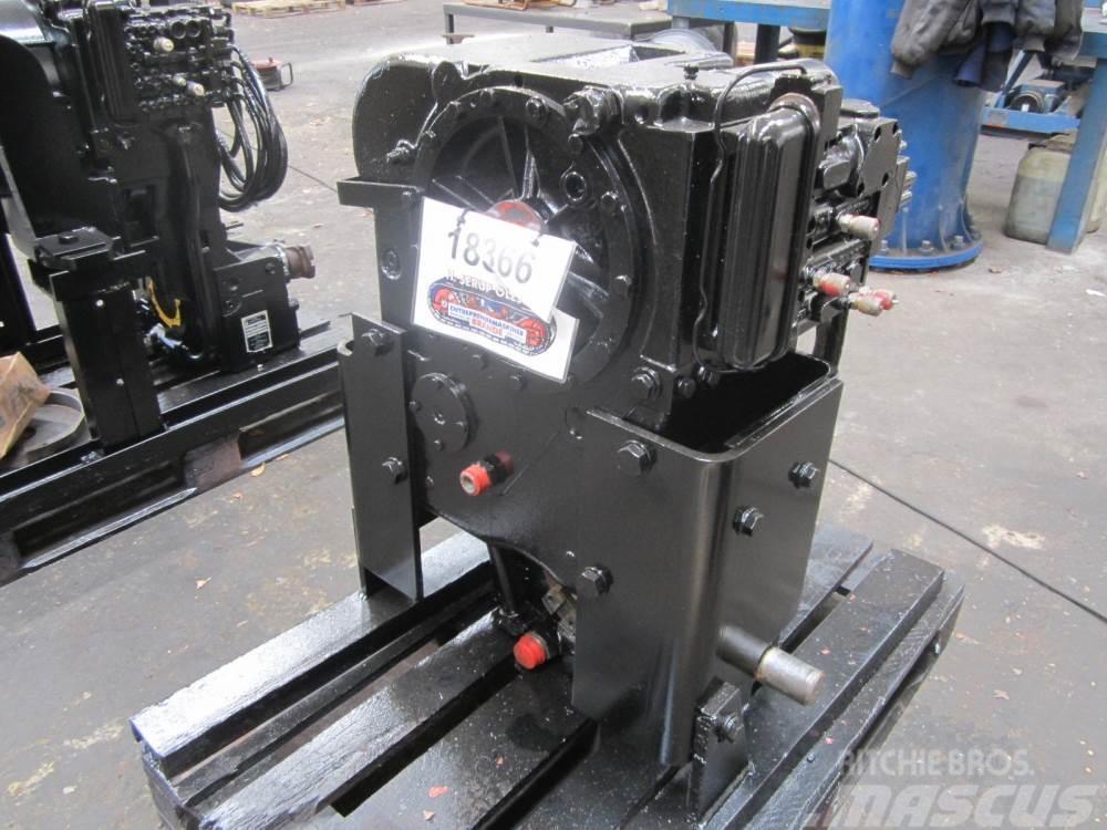 ZF 4WG-180 transmission ex. O&K L25