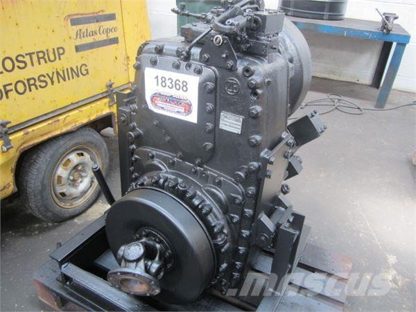 ZF 4WG-65 II 501 transmission