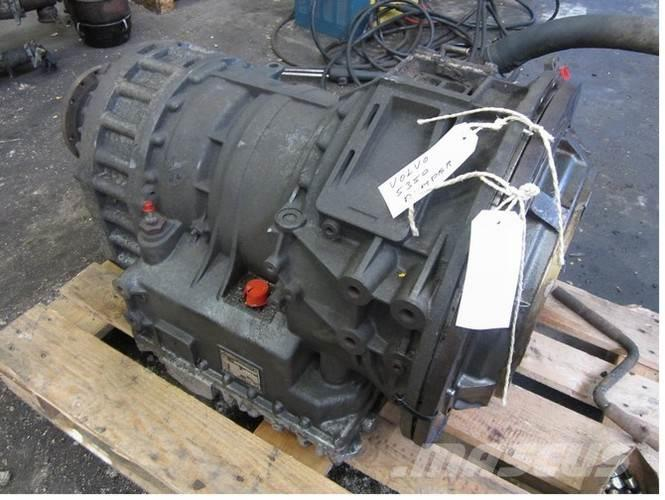ZF 5HP500 gear ex. Volvo 5350