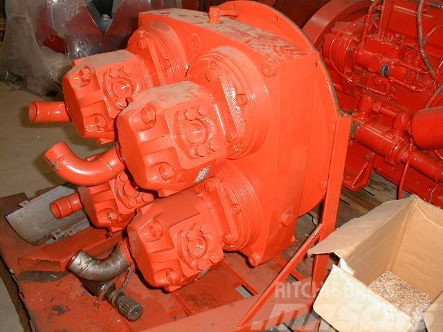 ZF gear Type ST 3/4 209