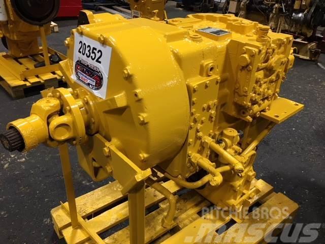 ZF Transmission ZF 4PW-45Hi, komplet ex. Hanomag 66C