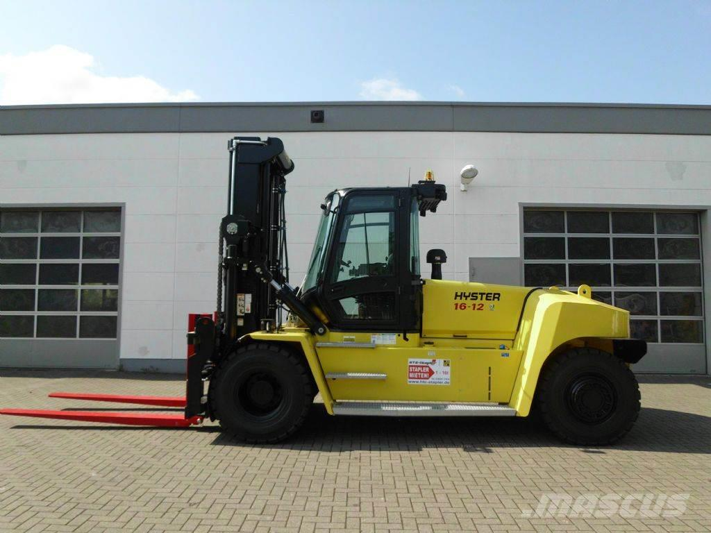 Hyster H16XM12