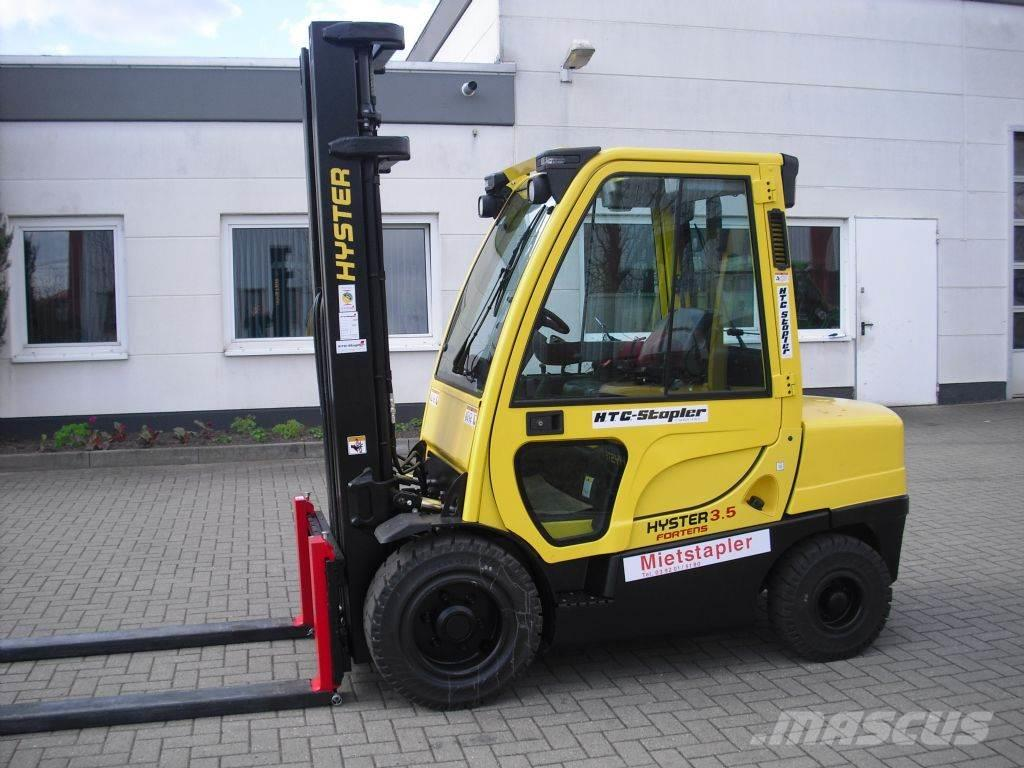 Hyster H3.50 FT Fortens Advance