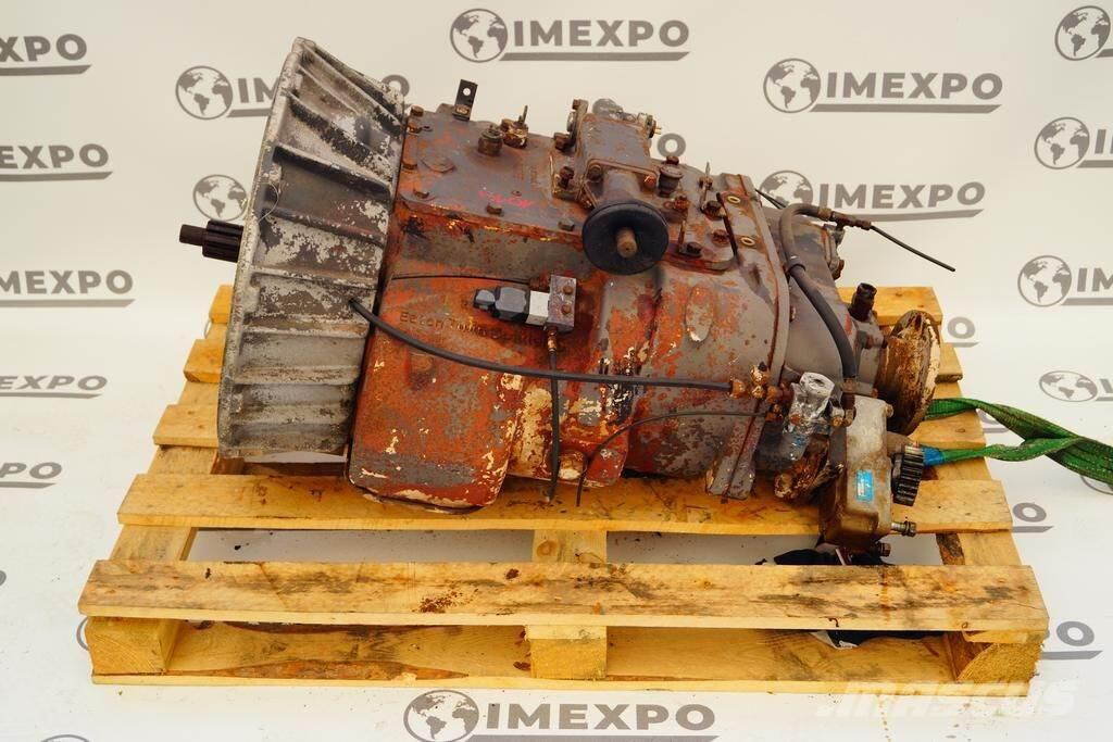 Eaton TS13612A manual gearbox