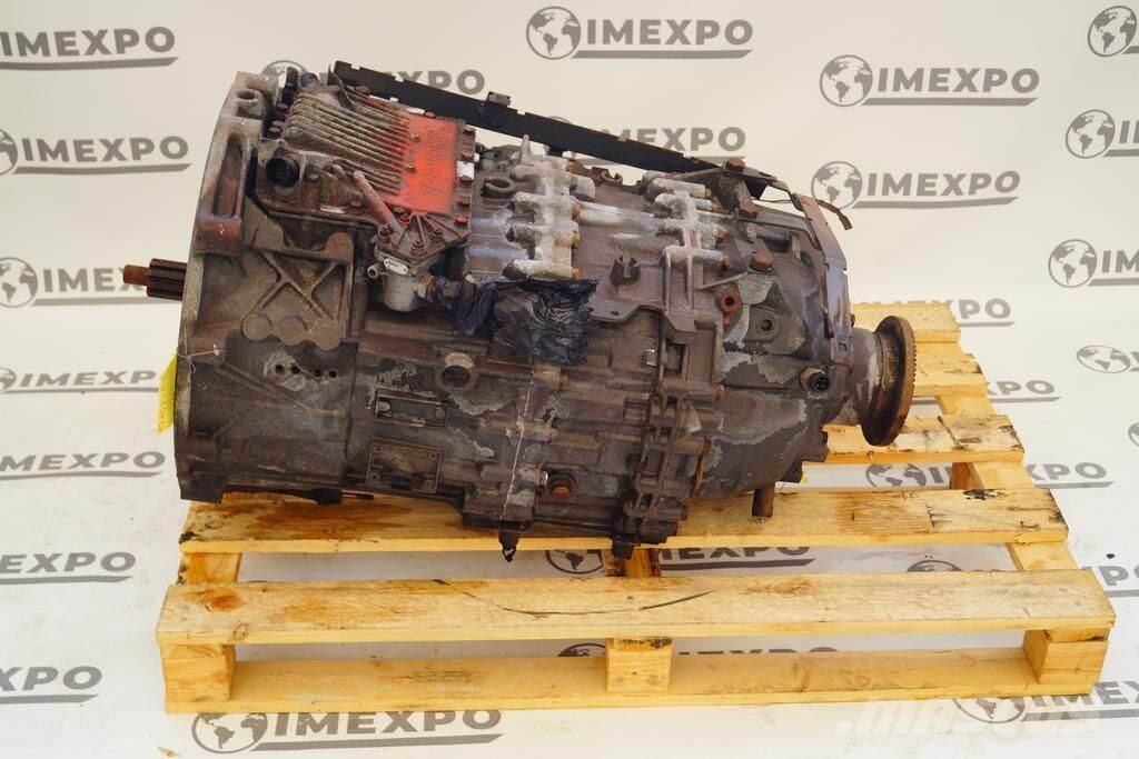 ZF 12AS2330 automatic / 6x2