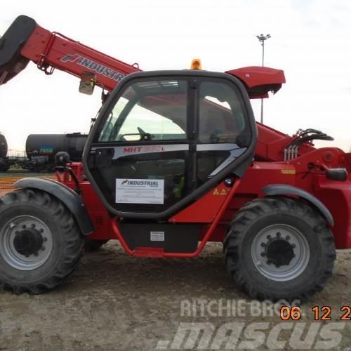 Manitou MHT 860L