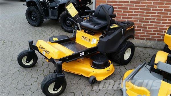 used cub cadet rzt 50 riding mowers year 2015 price 3 697 for sale mascus usa. Black Bedroom Furniture Sets. Home Design Ideas