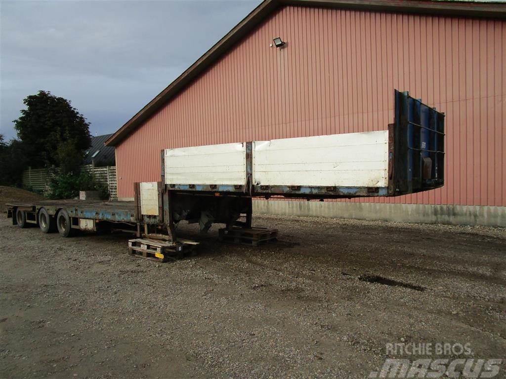 Kromhout Nedbygget trailer