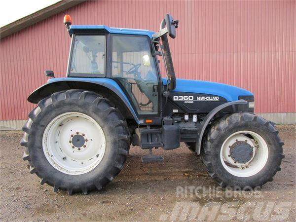 New Holland 8360 DL Traktor