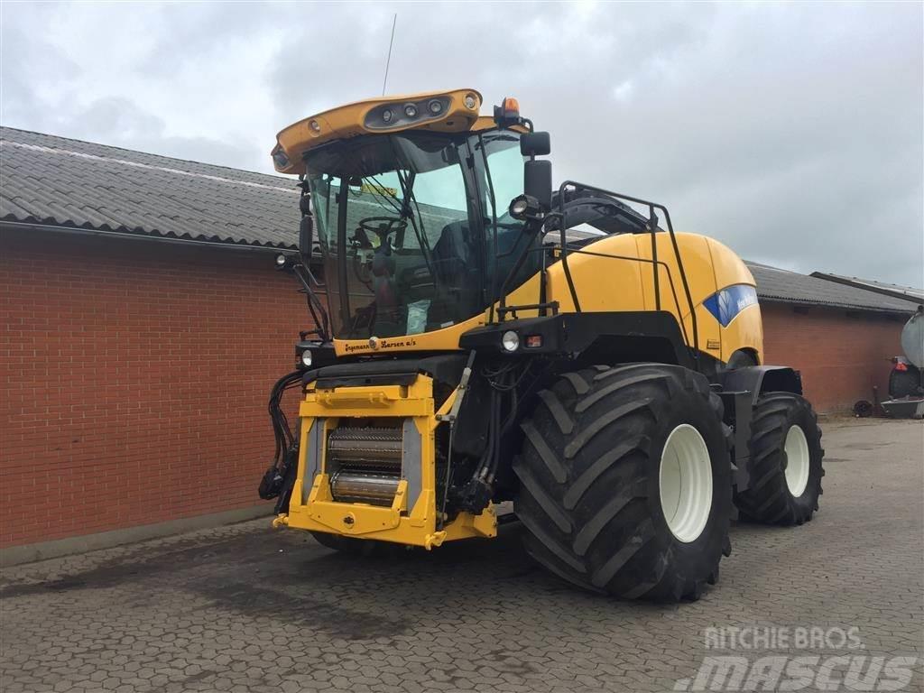 New Holland FR 9060 m/pick up