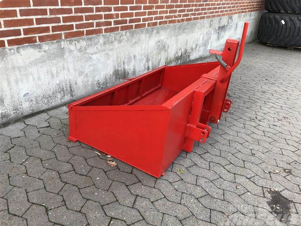 [Other] Bagtip skovl med kant