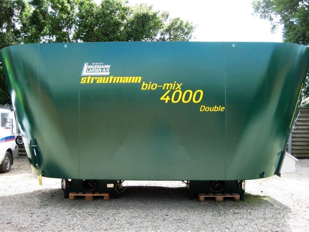 Strautmann BIO MIX 4000 blander