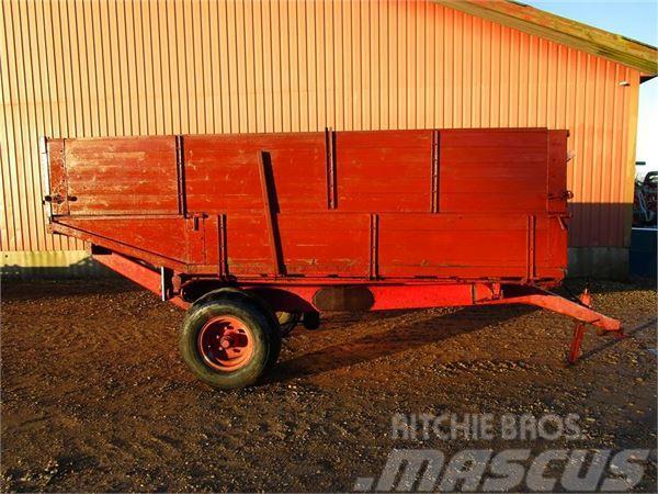 Tim 4,5 ton Halvhøj Tipvogn