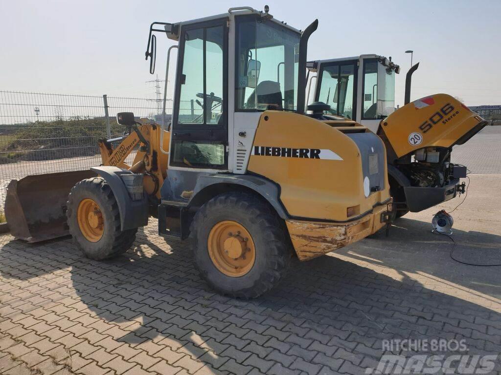 Liebherr L 508 STEREO