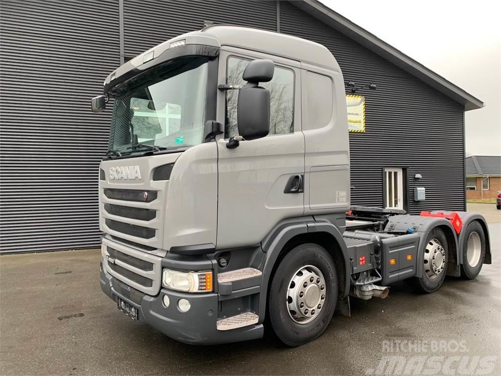 Scania G450 ADR