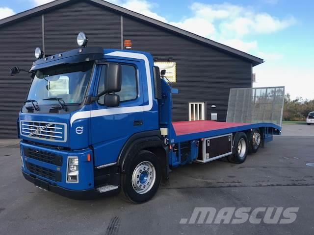 Used Volvo FM9 car Haulers Year: 2007 for sale - Mascus USA