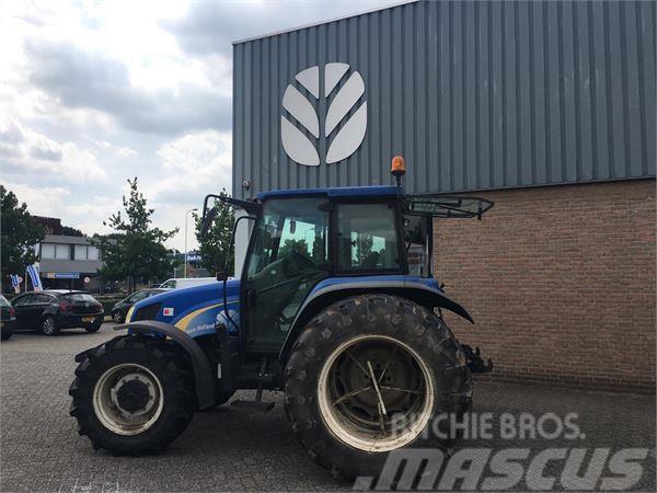 New Holland TL90A