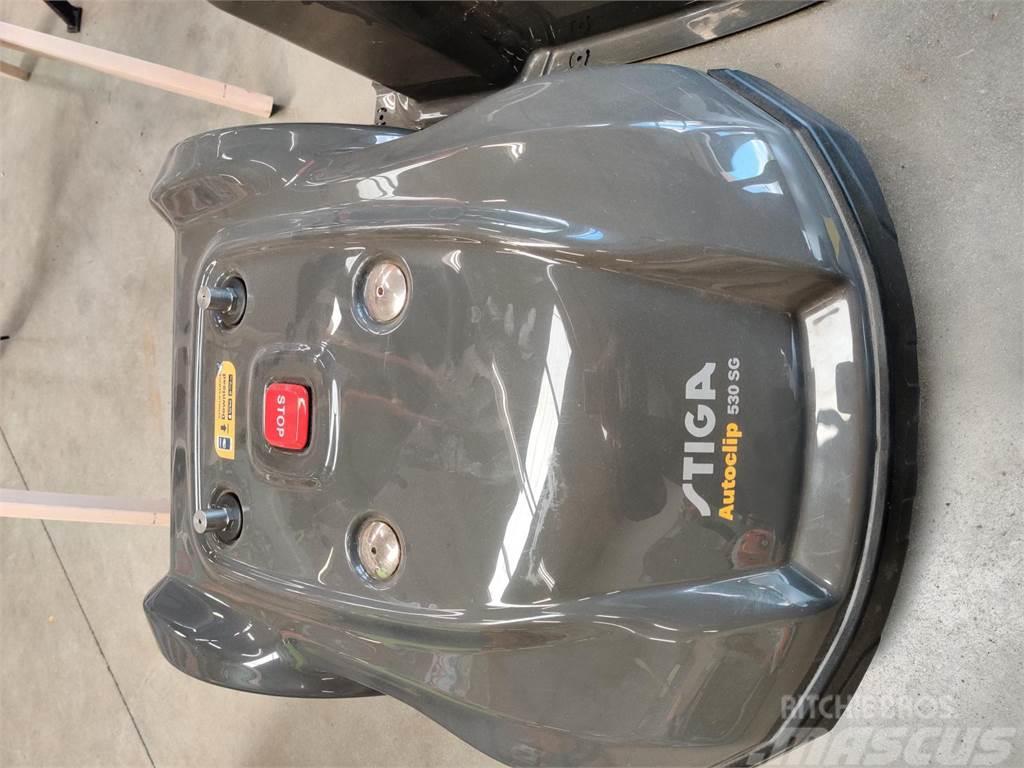 Stiga Autoclip 530SG