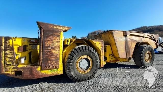 Atlas Copco MT2010 Tunneldumper